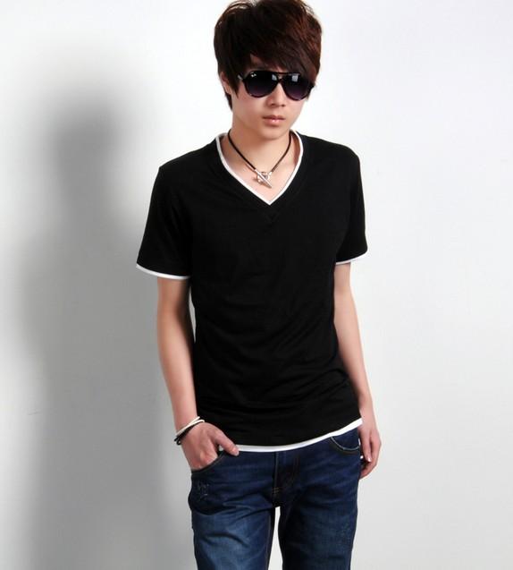 穿黑色衣服的男生_男生头像_提生头像网