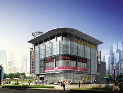上海友谊服饰商厦在哪里怎么去?