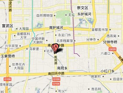 北京天海服装批发市场