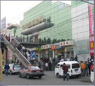 哈尔滨服装城批发市场