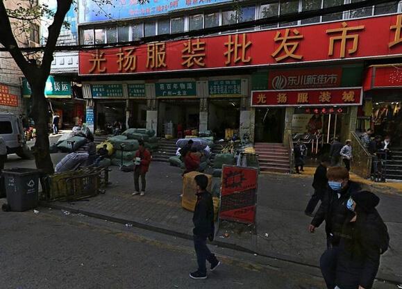 广州光扬服装批发市场正常营业时间